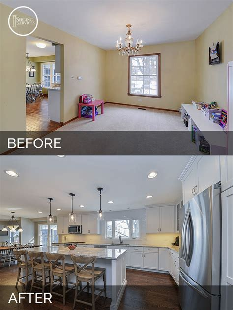 Ryan Missys Kitchen Before After Pictures Kitchens