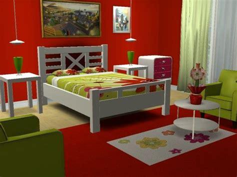 chambre sims 3 chambre moderne sims 3 design de maison