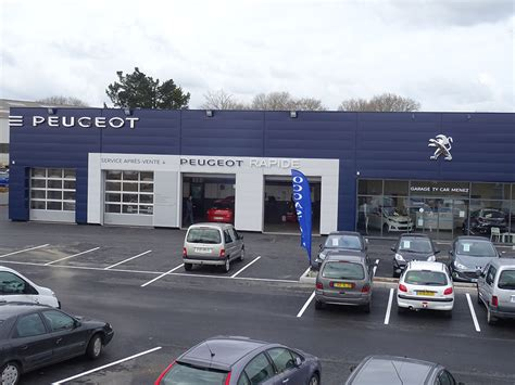 Garage Peugeot  Les Architecteurs