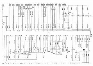 Opel Vectra B Wiring Diagram Service Manual Download