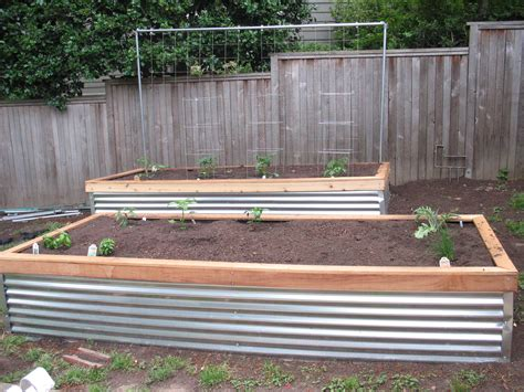 Corrugated Metal Garden Beds by Amazing Raised Beds You Say Obsession Like That S A Bad