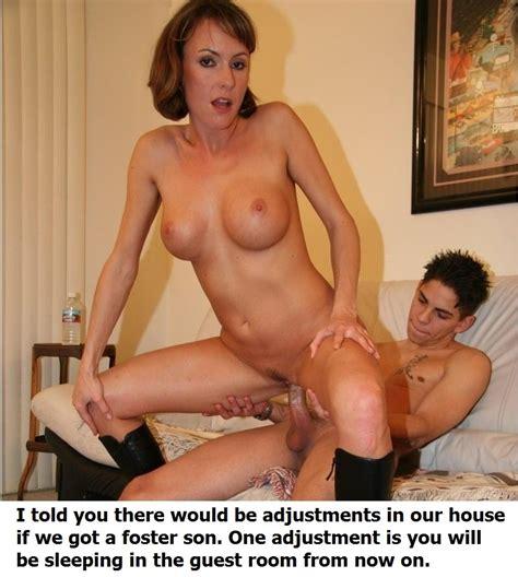 Milf In Gallery Slut MILF Mom Son Incest Caption
