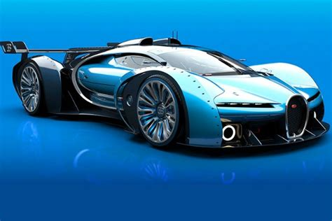 Where Are Bugatti Made by This Is How Bugatti Vision Gt Was Made Luxury Topics