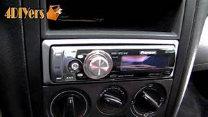 Diy  Installing An Aftermarket Stereo Into Your Vehicle