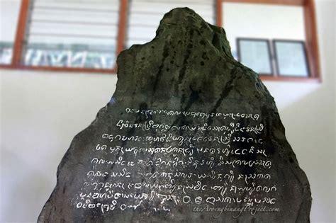 prasasti batu tulis bogor alam priangan