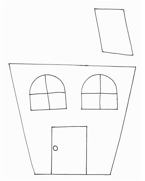 haunted house template peek a boo haunted house