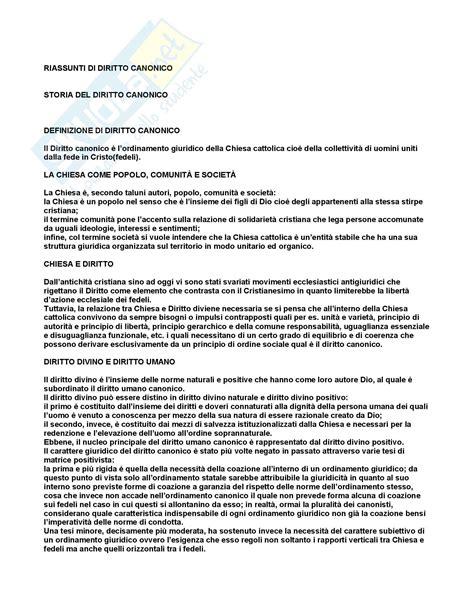 dispensa diritto canonico concetti e nozioni di diritto canonico