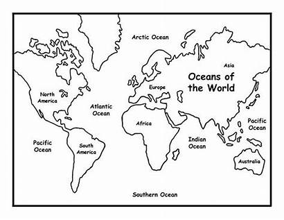 Printable Coloring Pages Map