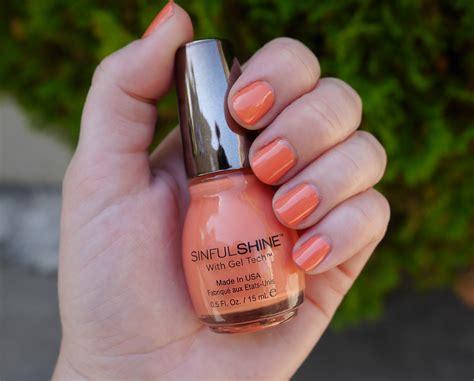 sinful colors gel tech sinful colors nail gel tech formula vs