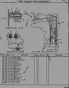 9u2305 Wiring Group-cab Cab Wiring Group - Wheel-type Loader Caterpillar 966f