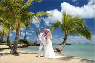 wedding in hawaii hawaii wedding package