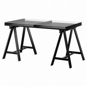 Ikea Schreibtisch Glasplatte : ikea schreibtisch versch nern personalisierte m bel ideen ~ Watch28wear.com Haus und Dekorationen