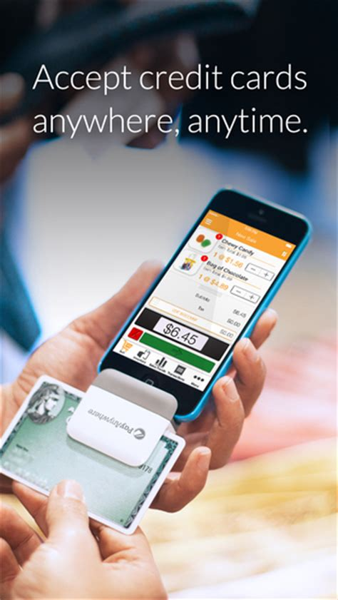 credit card reader for iphone payanywhere accept credit cards with payanywhere s