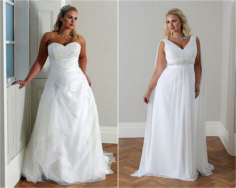 Wedding Dresses Plus Size :  Picks Plus Size Bridal Gowns For The Full