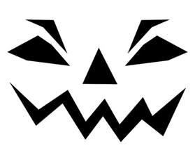 Halloween Pumpkin Faces Templates by 40 Free Printable Halloween Pumpkin Carving Pattern Ideas
