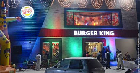 Burger King Opens In Islamabad And Multan