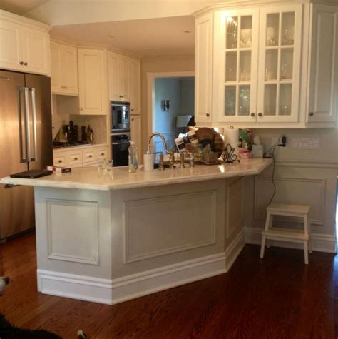 wainscoting kitchen photos