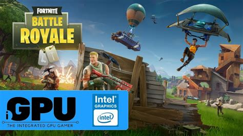 fortnite intel fortnite battle royale on intel hd graphics 4gb ram
