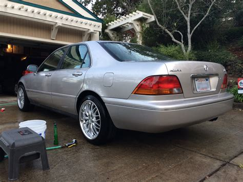 Acura Rl 98 by Aftermarket Exhaust Muffler On A 98 Rl Acurazine