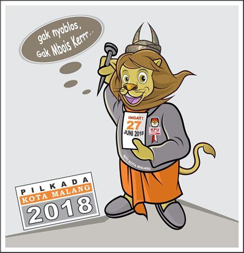 Pilpres 2019: Maskot Pemilu 2019 Vector