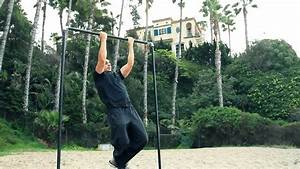 How To Build A Basic Pull Up Bar - Make A Pullup Bar