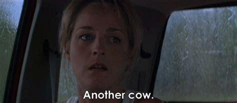 Twister Movie Meme - flying cow tumblr