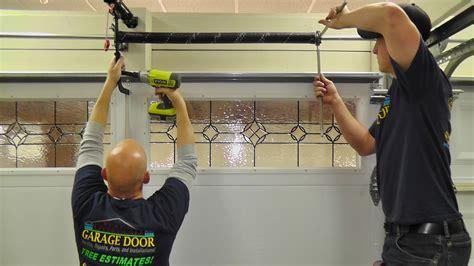 Garage Door Torsion Replacement Cost by Broken Replacement In Plano Tx Plano Overhead