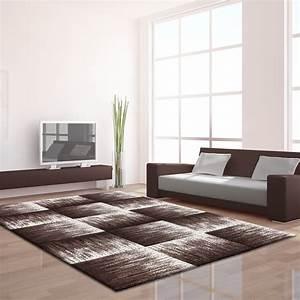 Teppich Lila Grau : modern zeitgen ssisch schwarz leder braun lila grau wirbel quadrate teppich ebay ~ Orissabook.com Haus und Dekorationen