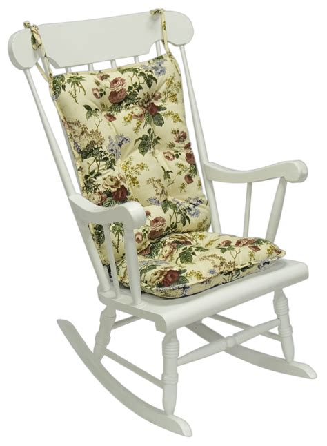 rocking chair cushions sale chair pads cushions