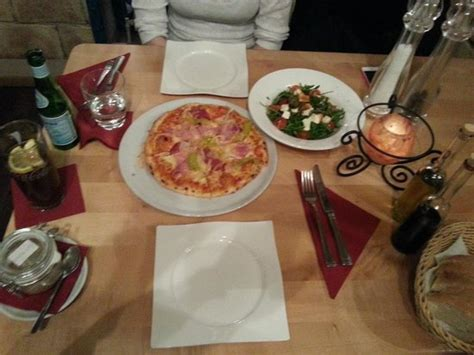 Our Food!  Picture Of Ferraro's Factoria, Koblenz