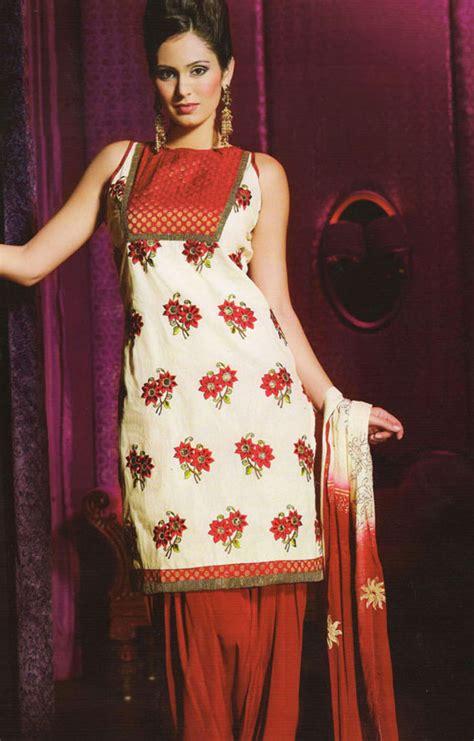 crepe patiala salwar kameez dress  jacquard pattern