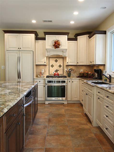 antique white espresso glaze home design ideas pictures