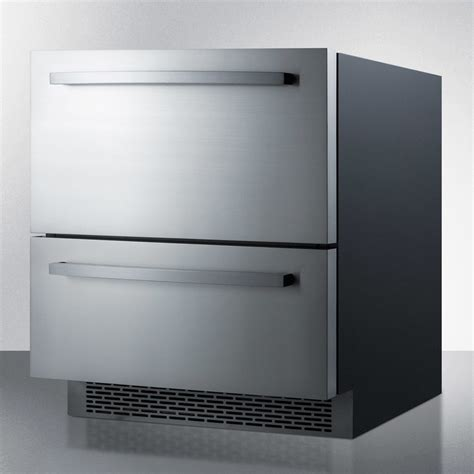 spd summit  undercounter refrigerator drawers