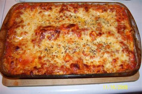 lasagne avec restes de poulet ou dinde de callyoe