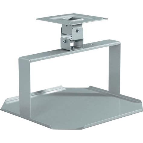 support pour projecteur plafond support plafond pour projecteur medium 2042582 rigide argent mat sur le site conrad
