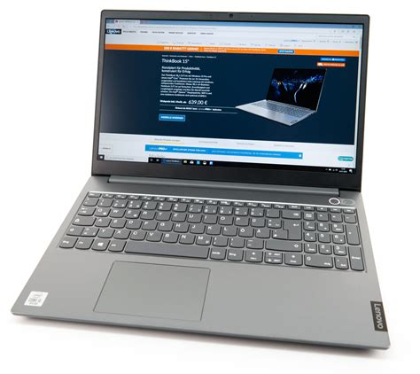 lenovo thinkbook  notebookchecknet external reviews