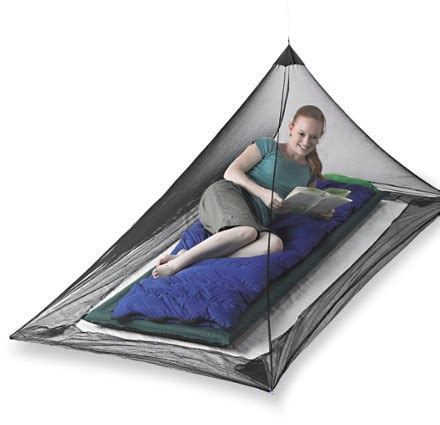 Sea to Summit Nano Mosquito Pyramid Insect Shield Net