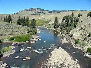 Small Calendars Fly Fishing The Lamar River In Yellowstone National Park