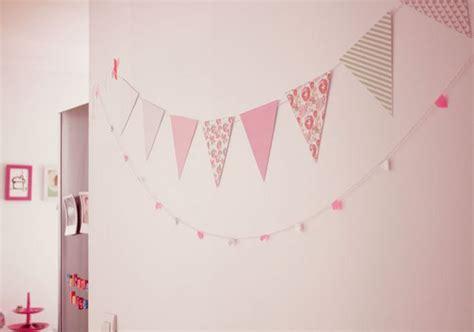 fanion deco chambre décoration chambre enfant la guirlande de fanions