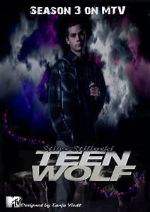 Stiles Stilinski unofficial Season 3 Poster by TanjaViedt ...