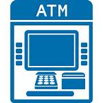 Atm Icon Branch Clipart Icredible Vectorified Certifications