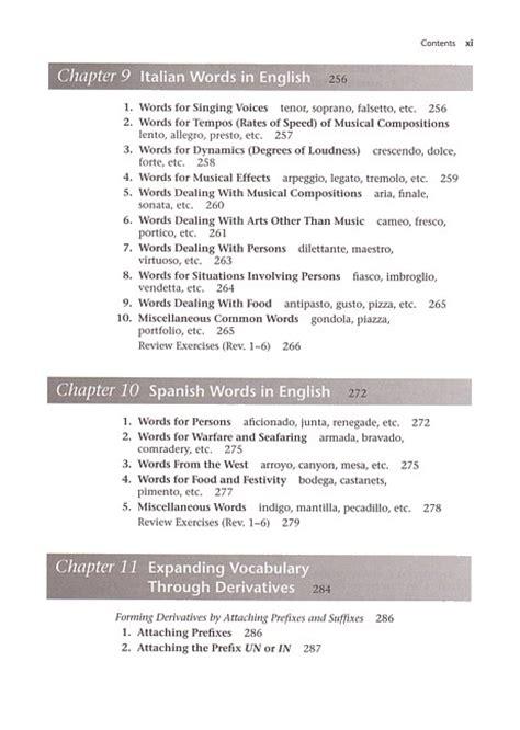 preview vocabulary   college bound  edition wkbk