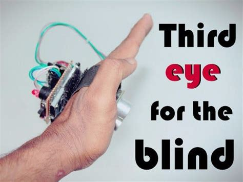 Third Eye for The Blind - Arduino Project Hub