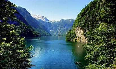 Mountains Nature Relaxing Bavaria Series Pixabay Konigssee