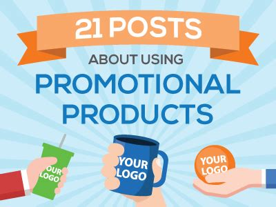 posts      promotional products