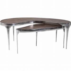 Table Basse Or : table basse design bois have a break kare ~ Teatrodelosmanantiales.com Idées de Décoration