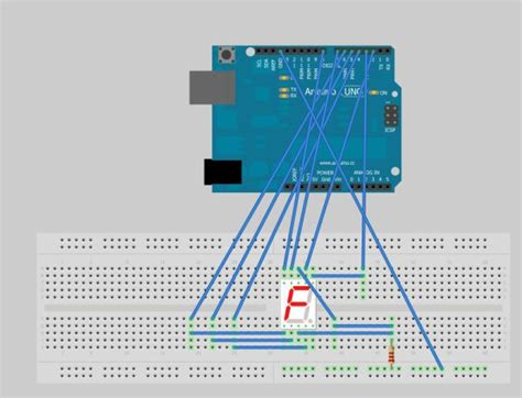 Arduino Seven Segment Display Tutorial Use For
