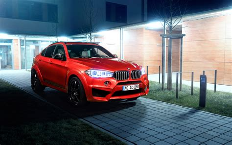 Bmw X6 4k Wallpapers by Bmw X6 F16 Ac Schnitzer 4k Wallpapers Hd Wallpapers Id