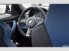 Fashion Grey BMW F80 M3 Has a Fjord Blue Interior and It's
