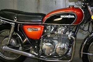 1974 Honda Cb550 Four  U0026quot Ko U0026quot  Motorcycle Unrestored In